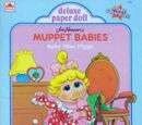 Baby Miss Piggy Deluxe Paper Doll