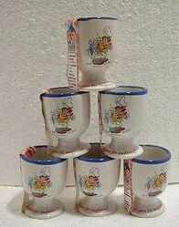 Schef igel cups