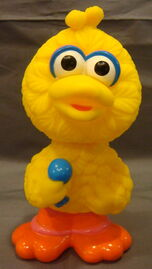 Illco mini piggy banks big bird