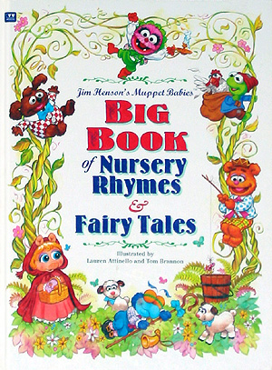 Big Book Of Nursery Rhymes Amp Fairy Tales Muppet Wiki