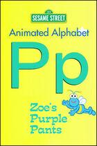 Zoe's Purple Pants