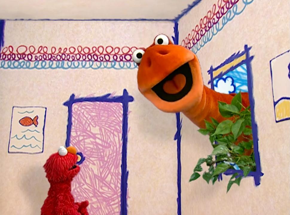 Elmo S World Dinosaurs Muppet Wiki Fandom Powered By