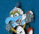 National Hockey League pins