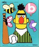 Playskool puzzle 1972 bert's b