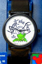 Lorus 1991 kermit watch 2