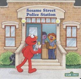 SesameStreetPoliceStation