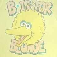 Bigbird-blonde