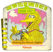 Can You Tell Me How to Get to Sesame Street? (1975 book)