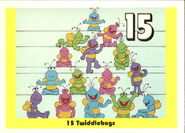 1992 sesame trading cards 16