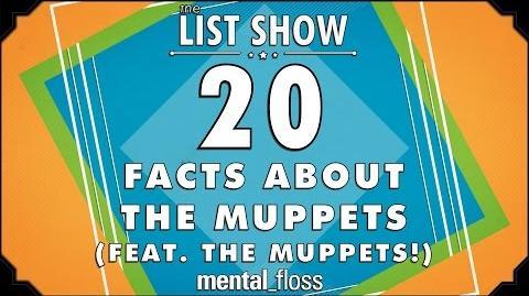 Mental Floss | Muppet Wiki | FANDOM powered by Wikia