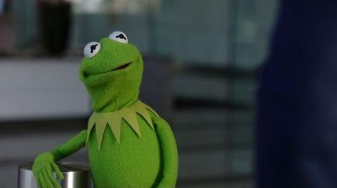 Audi commercial - Kermit Gets Set Up