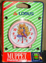 Lorus mp clock