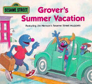 Grover's Summer Vacation