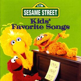 Kids' Favorite Songs (CD)