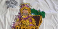 Muppet Treasure Island T-shirts (Dole)