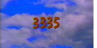 Episode 3335