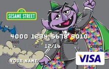 Sesame debit cards 49