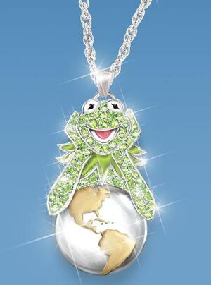 Kermit Pendant