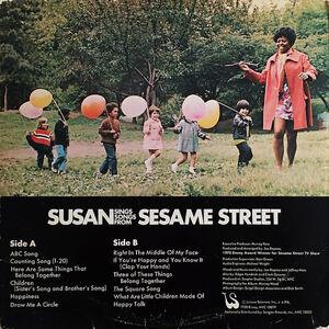 Susan Sings back