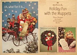 Hallmark1981HolidayXmasCards