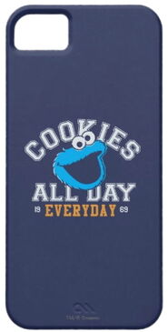 Zazzle cookie monster everyday