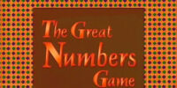 The Great Numbers Game