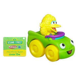 HasbroPlayskool-SesameStreet-Figures-WheelPals-BigBird