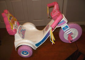 Empire little big wheel 1982 miss piggy 2
