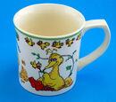 Sesame Street mugs (Gorham)
