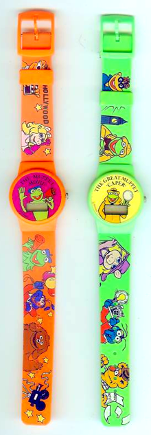 Muppet movie watches