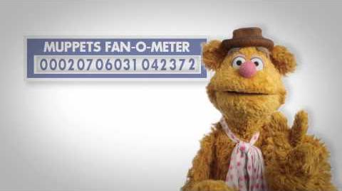 Fozzie Bear Facebook Fan-A-Thon Promotional Video