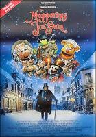 Mupparnas julsaga poster