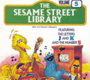The Sesame Street Library Volume 5