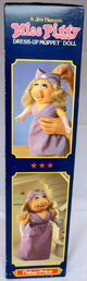 Fisher-price 1981 miss piggy dress up muppet doll 7