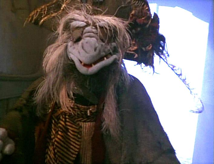 Muppet Treasure Island Blind Pew