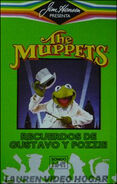 Muppetrevue spanish vhs