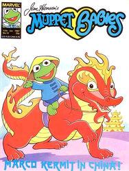 Muppet babies weekly uk 12 jan 17 1987