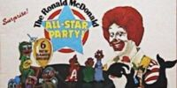 The Ronald McDonald All-Star Party