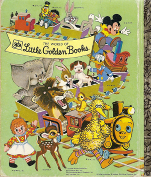 Image result for western publishing golden books