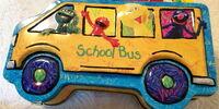 Sesame Street lunchboxes (MSRF)