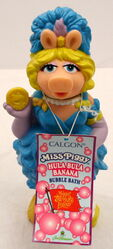 Calgon miss piggy soaky soakie muppet treasure island