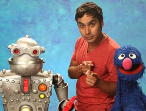 Robot - Kunal Nayyar