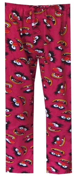 Webundies lounge pants animal 1