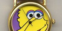 Sesame Street watches (Pedre)