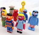 Sesame Street Kubricks