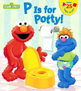 Random house july 22 2014 p is for potty christopher moroney illustrator