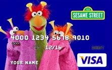 Sesame debit card 07 honkers