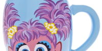 Sesame Street mugs (Sesame Place)