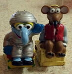 Australia muppets in space 1999 finger puppets 1