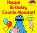 Happy Birthday, Cookie Monster!